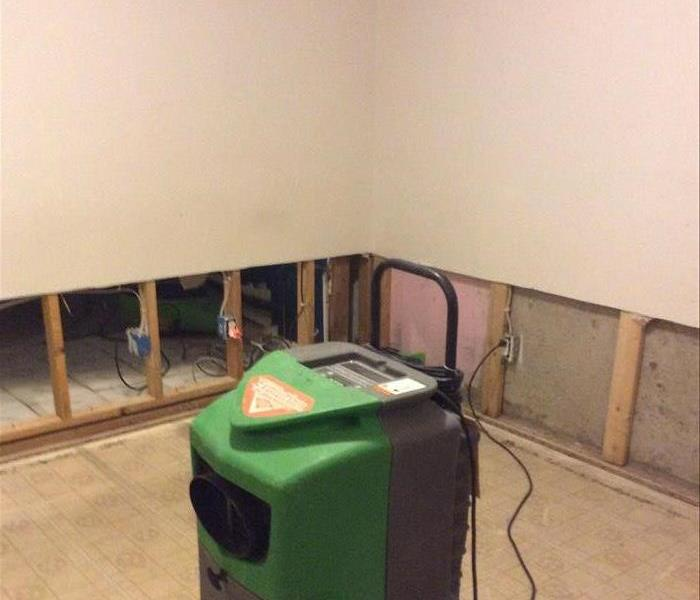 Home Affected By Water Damage After