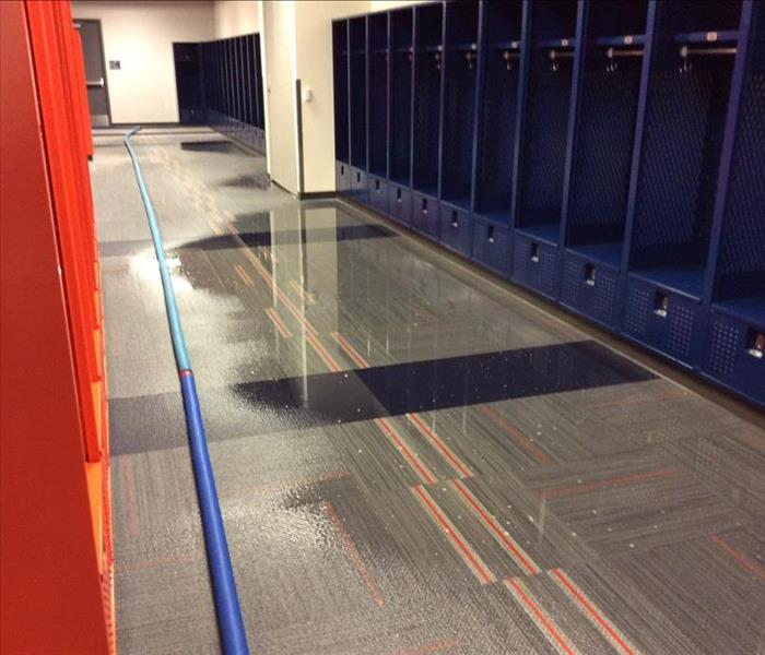 Broncos Training Facility  Before