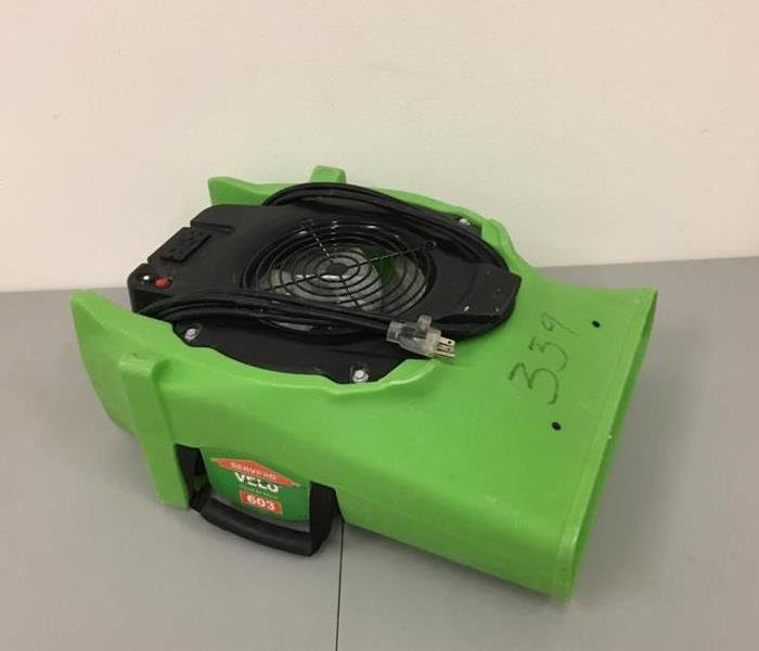 SERVPRO of Aurora's effective equipment