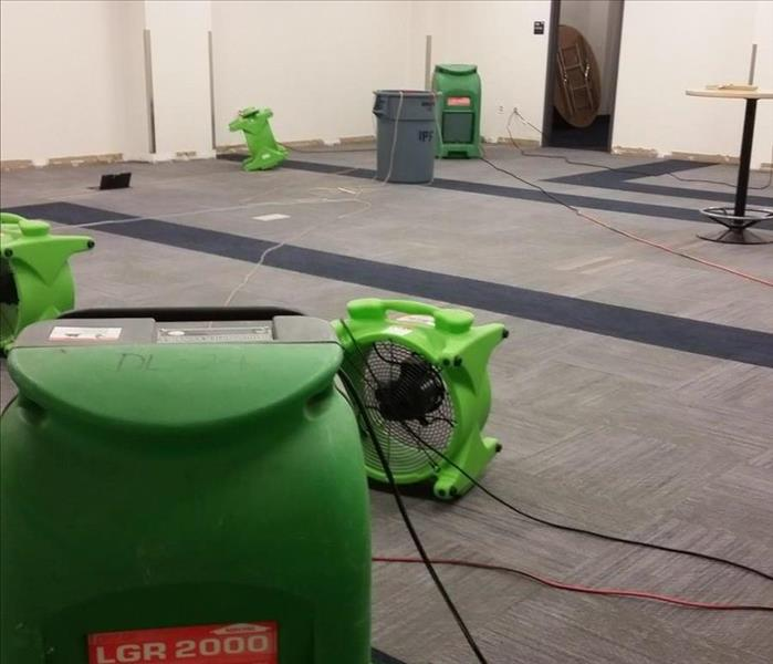 SERVPRO of Aurora Providing Large Scale Service
