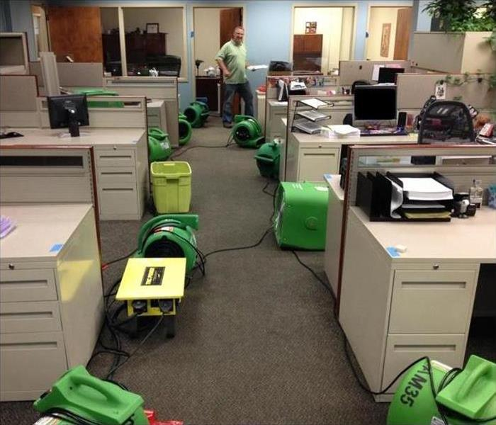 Commercial Water Damage in Littleton, CO