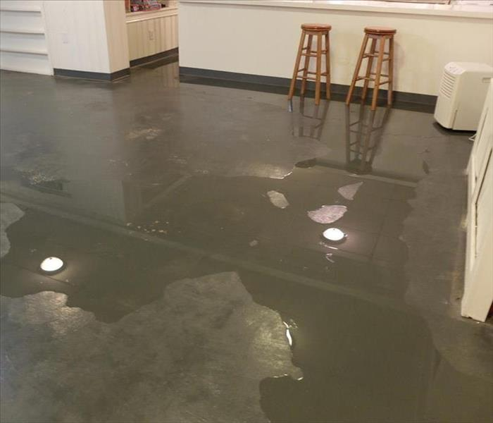 Water Damage Aurora Residents: We Specialize in Flooded Basement Cleanup and Restoration!