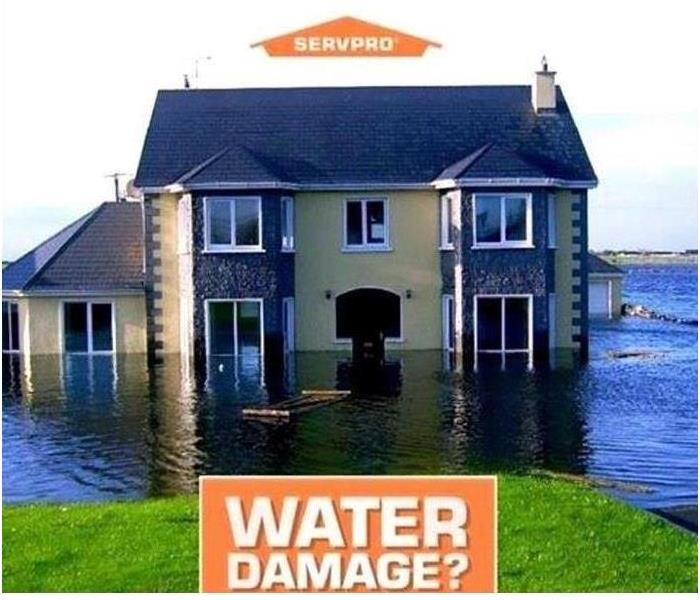 Storm Damage When Your Home Floods