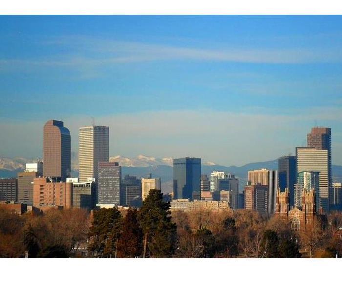 Denver News Flooding: Aurora, CO Large Storm And Flooding Cleanup